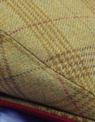 Heytesbury flat cap tweed