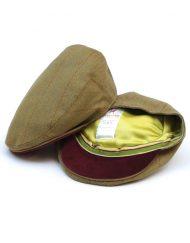 Knook flat cap