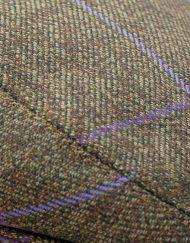 Langford flat cap tweed