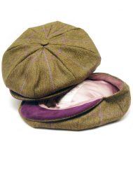 Langford baker boy cap