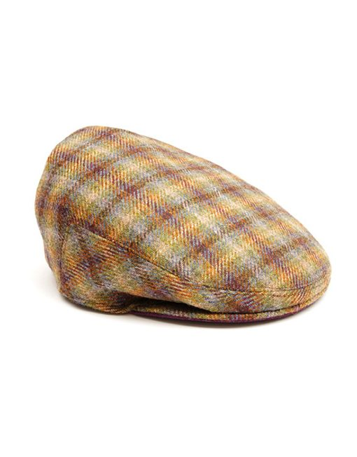 Richmond Tweed Flat Cap