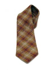 British Explorer Tweed Tie